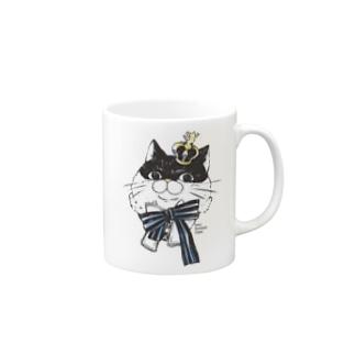 あんころもっちもち王国 Mugs
