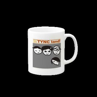 Kekyo & Yoritan RECORDSのTHE TYNC land Mugs
