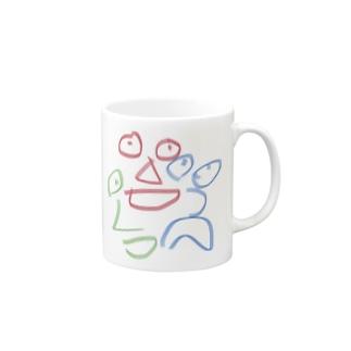 かお Mug