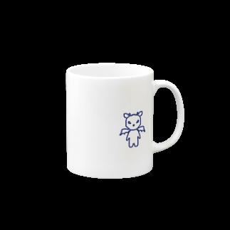 Luckyemeの蒼い小悪魔ちゃんマグカップ