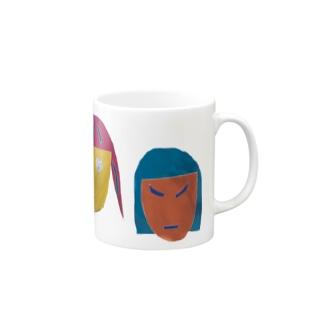 キラキン Mugs