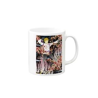 桜結弦 Mugs