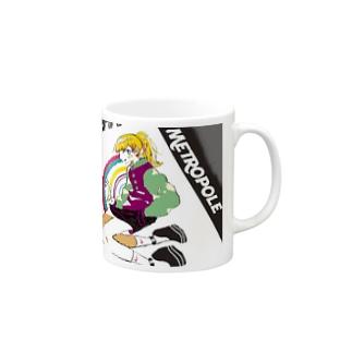 METROPOLE Mugs