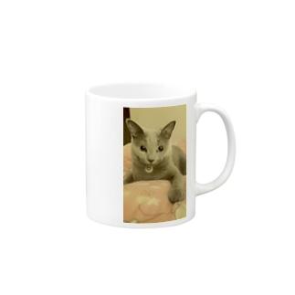 ほんわかモイコ Mugs
