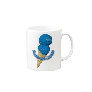 【チョコミントは裏切らない】 Mugs