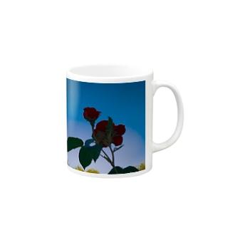 rose cup Mugs