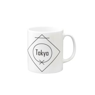 東京FGC男女平等チャリティー Mugs
