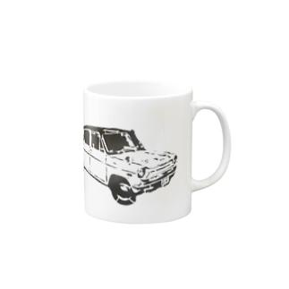 マツダ・carol360 Mugs