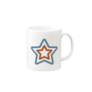 sTar☆Coon - self control Mugs