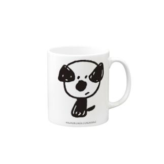 mamoruken(まもるけん!) Mugs
