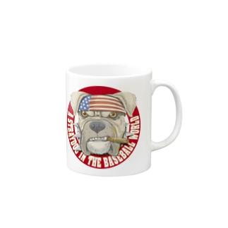 「球界の野良犬」チャリティー Mugs