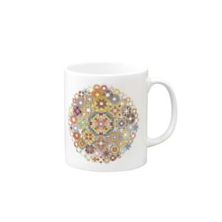 SAIHATE MANDALA Mugs