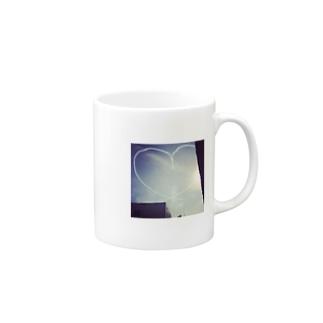 ブルーインパルス Mugs
