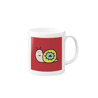 かたつむりん Mugs