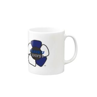 I SAVE U Mugs