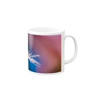 Rainbow Rose Drops 180211 Mug