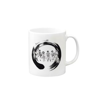 ・羅生門 double ver Mugs