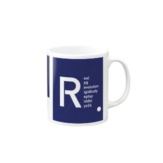 R-Prefix Mugs