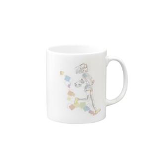 ニースくん Mugs