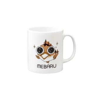 テンカラ(メバル) Mugs