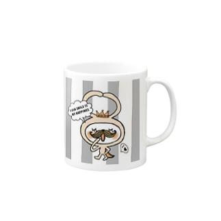 I♥  Mugs