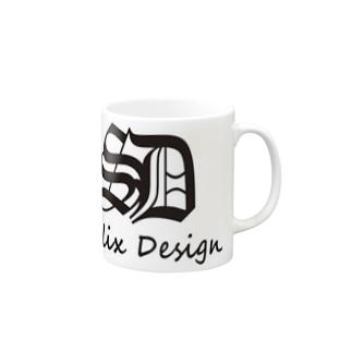 Salix Design Mugs