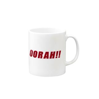 Oorah!! マグカップ