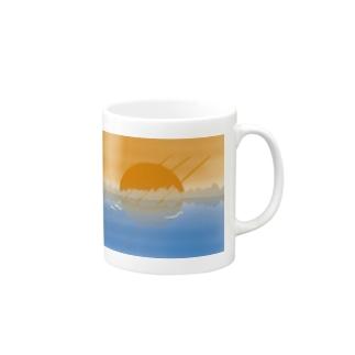 ゆうひ Mugs