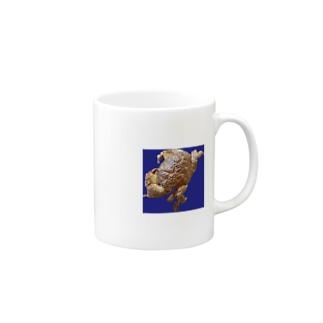 shimaの隠岐 ヘリトリマンジュウガニ Mugs