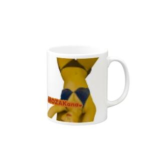 MOZAのMOZA Mugs