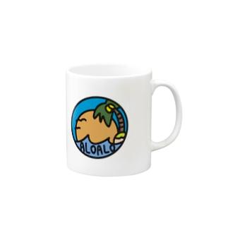 aloaloマグカップ Mugs