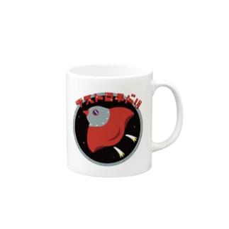 アストロチドリ Mugs