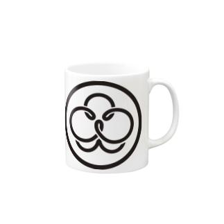 Schizanthusロゴマーク Mugs