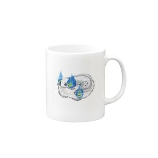 u.p.a.O(オンザロック) Mugs