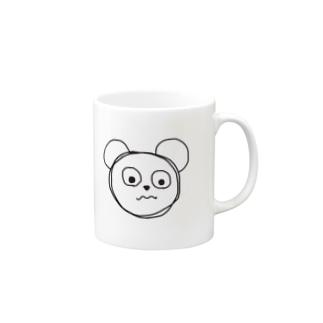 ベアベアくん Mugs