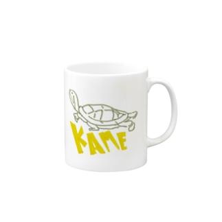 KAME Mugs