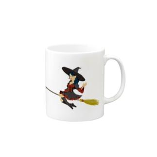 TK-marketの魔法使い Tシャツ Mugs