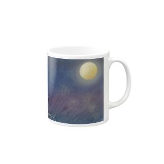 Fumiko💫の満月 Mugs