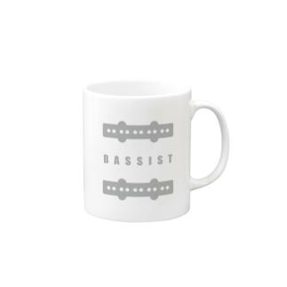 ベーシストJB5 Mug