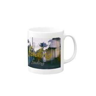 410kiki_shop(フォトキキ)のFading  Mugs