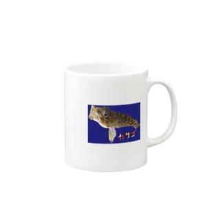 shimaの隠岐の魚 かさご Mugs