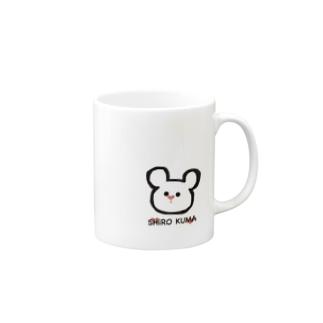 SHiRO KUMA Mugs