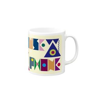 HOUSEPHONE Mugs