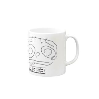 AGE3 No1 「MAMA」 Mug
