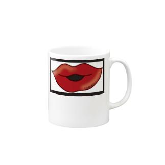 おくち Mugs