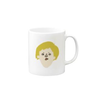kotsue こつえ Mugs