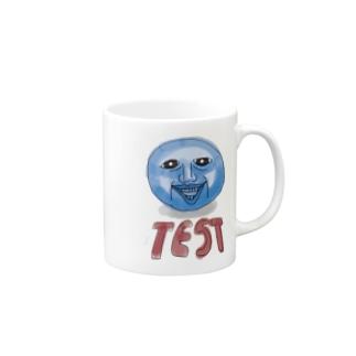 tejt オリジナル Mugs