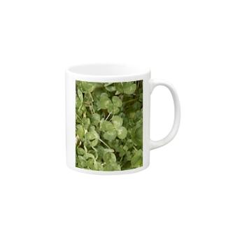 四つ葉ののクローバー Mugs