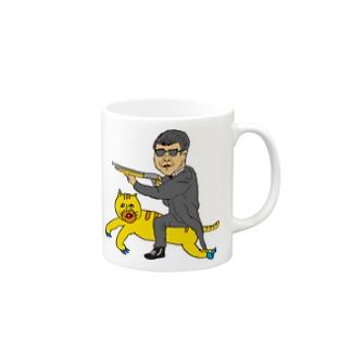 関係ないね Mugs
