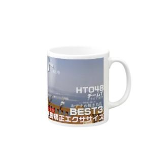 月刊ハト Mugs